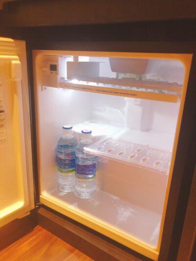 三井ガーデンホテル神宮外苑の杜プレミア客室冷蔵庫