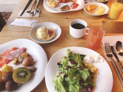 三井ガーデンホテル神宮外苑の杜プレミア朝食