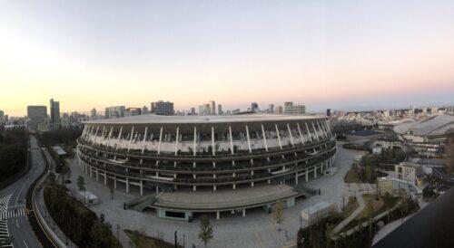 三井ガーデンホテル神宮外苑の杜プレミア国立競技場ビュー
