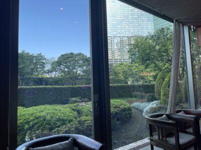 ハイアットリージェンシー東京レストラン