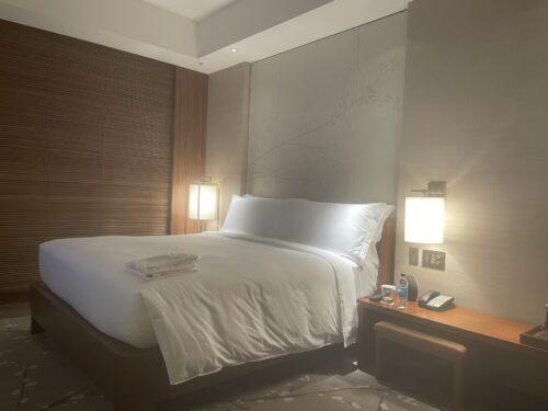 コンラッド東京ベッド