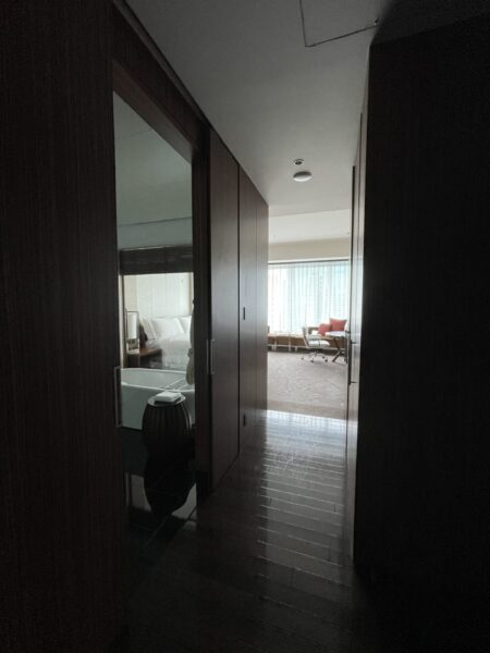コンラッド東京客室